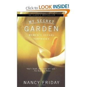 Erotic books by Nancy Friday