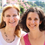 Drs. Sophie Bergeron & Natalie Rosen at the International Academy of Sex Research in Dubrovnik, Croatia, 2014