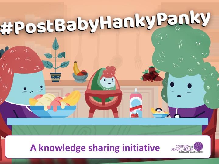 #PostBabyHankyPanky